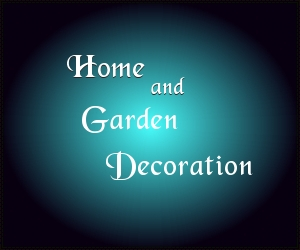 Home and garden decoration